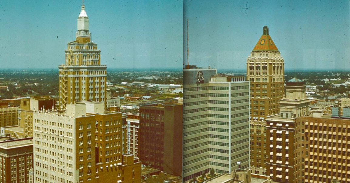 downtown tulsa 1968