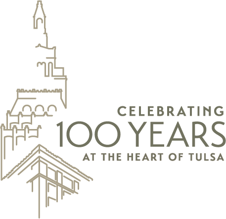 Celebrating 100 Years logo and 4th & Boston book